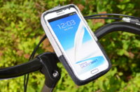 Handytasche Maxi mit Halterung fürs Fahrrad