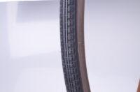 Fahrradreifen P 28×1.5 Standard schwarz/braun