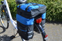 Fahrrad-Gepäcktasche Multifunktion
