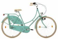 """Hollandrad 28"""" Tussaud mint matt 3 Gänge RH 54 cm KS Cycling"""