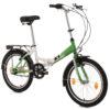 580B-KS-CYCLING-FALTRAD-KLAPPRAD-FX300-WEISS-GRUEN-Z-70