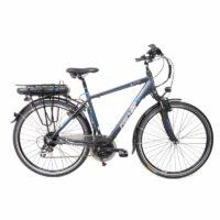 28″Zoll FISCHER Elektro Fahrrad E-Bike Pedelec Trekking Shimano 24 Gang 36V 14Ah