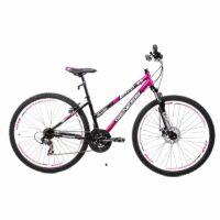 29″ Zoll Alu Damen Cross MTB Bike Fahrrad Shimano 21 Gang Scheibenbremse Disc