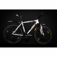 26″ Zoll MTB Cross MIFA Fahrrad Bike SHIMANO 21 Gang Nabendynamo Scheibenbremsen