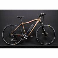 28″ Zoll E Bike Crosser VOTANI Pedelec Elektro Fahrad Scheibenbremsen Shimano 27 Gang 36V 350W