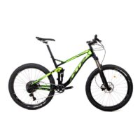 Blue Crew SP M-140 SRAM Fully Carbon Trail Bike 50cm
