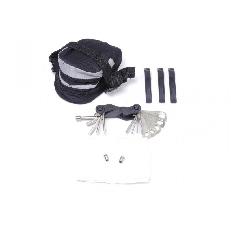 Werkzeug-Sattel-Tasche-Fahrrad-Reparatur-Pannenset-mit-Tool-BOX-23-teilig-SET_1_b2