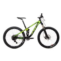 Blue Crew SP M-140 SRAM Fully Carbon Trail Bike 40cm
