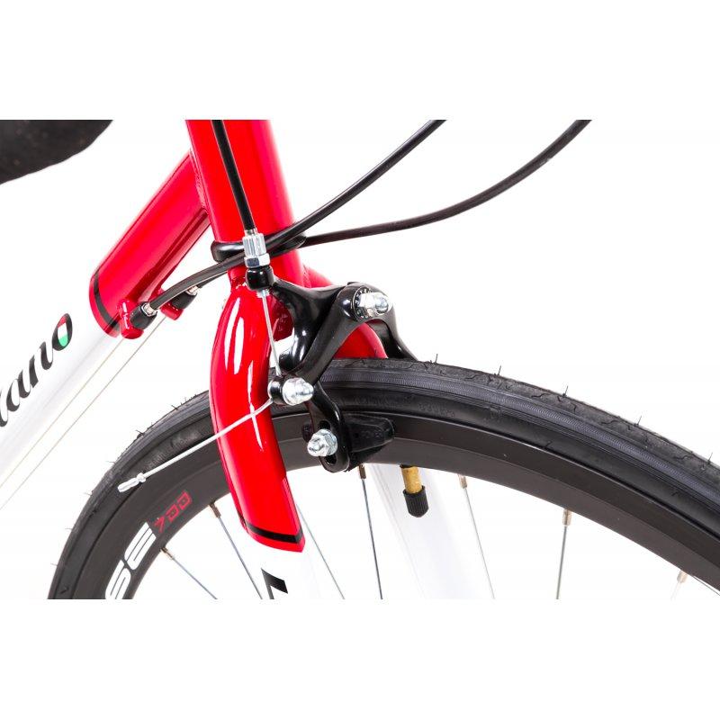 28-Zoll-Retro-Rennrad-Fahrrad-GIORDANO-Race-Bike-SHIMANO-14-Gang-Stahl-Rh-51cm-rot_b8