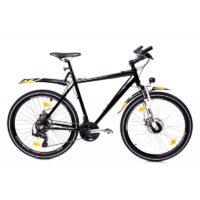 26″ Zoll MTB Cross Fahrrad Bike SHIMANO 21 Gang StVZO DISC schwarz