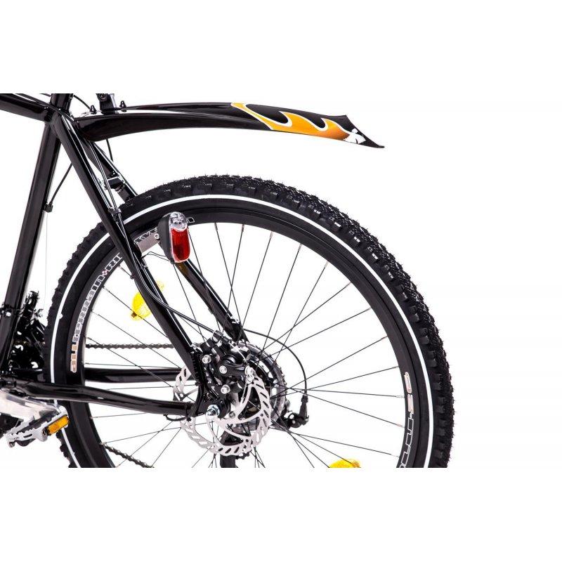 26-Zoll-MTB-Cross-Fahrrad-Bike-SHIMANO-21-Gang-StVZO-DISC-schwarz_b13