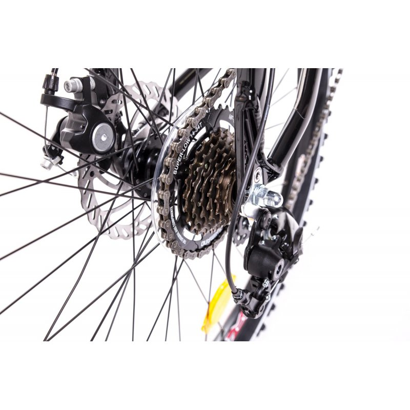 26-Zoll-MTB-Cross-Fahrrad-Bike-SHIMANO-21-Gang-StVZO-DISC-schwarz_b5