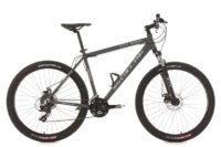 MOUNTAINBIKE MTB HARDTAIL 27,5″ GTZ ANTHRAZIT RH 51 CM KS CYCLING