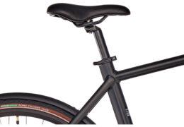 Ortler EC700 Herren schwarz matt, 56cm, Mittelmotor Singlespeed