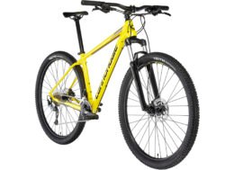 Neues Cannondale Trail 6 29″ hot yellow, Grösse L