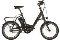 ORTLER ALLEY CARAVAN 20″, kompaktes E-Bike mit Mittelmotor