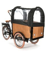 Cargobike Lastenrad E-Cargo, 25km/h, 3-Rad mit Transportbox