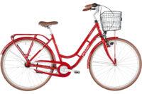 Ortler Copenhagen rot, Damenvelo, 7-fach Nabenschaltung Shimano
