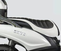 Elektroroller 25km/h ohne Helm / Ausweis fahrbar, div. Farben