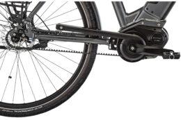Ortler Conti Revolution, Riemenantrieb, 15-Gang Getriebe, 55cm