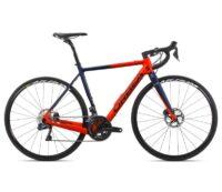 E-Rennvelo Orbea Gain M20i Red/Blue, Ultegra Di2